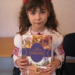 Hope from the Scriptures for sick children in Ukraine