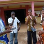 'Here I am today with my own Bible!' – Bible literacy in Togo