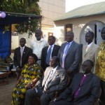Bible Society in South Sudan officially opens its doors – in time for Christmas!