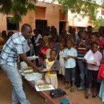 Growing up in God's Word: Bibles for children in Togo