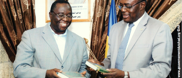 Prime Minister of Chad welcomes New Testament