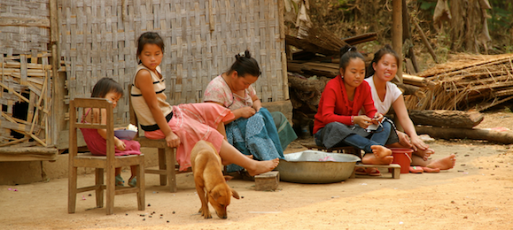 Bible hunger among Laos's growing Hmong churches