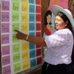 Literacy program tackles domestic violence in Latin America