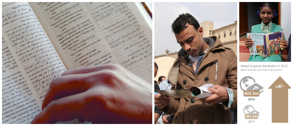 Scripture distribution increases in persecution hotspots