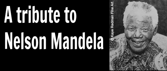 United Bible Societies pays tribute to Nelson Mandela, 'a man of grace and humility'