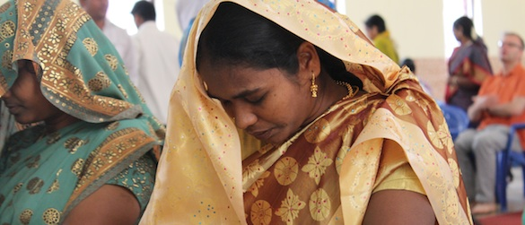 Dignity and hope for India's 'blamed and rejected' widows