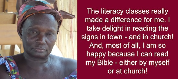 Literacy and dignity: a story from Burkina Faso
