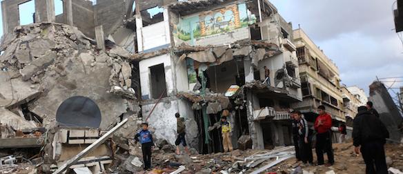 Palestinian Christians help Gaza civilians as war resumes