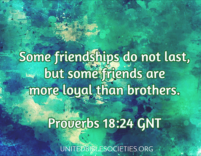 Biblical Quotes About Friendship Alluring Quotes About Friendship From The Bible Bible Quotes About Friends