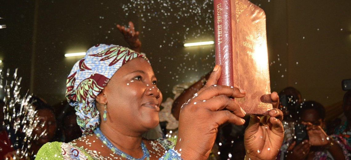2014 a remarkable year for Bible translation