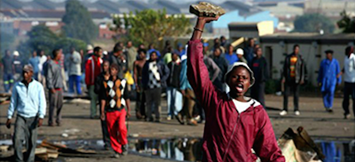 Help and hope for South Africa's frightened immigrants