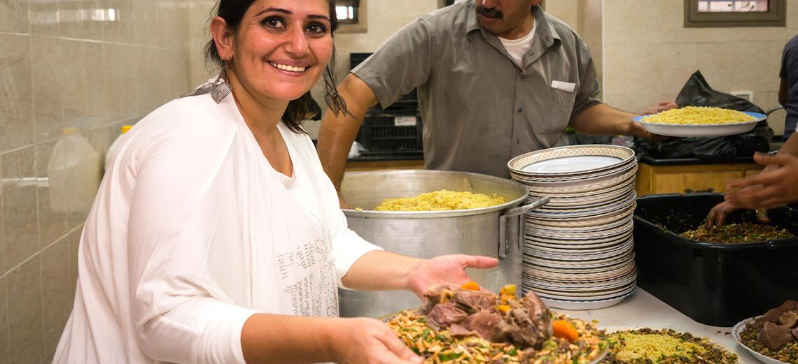 Palestinian Bible Society serves communities during Ramadan