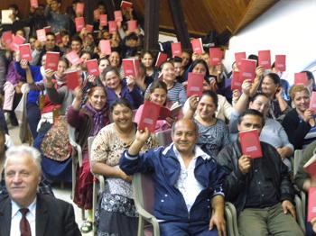 Romani Gospel warmly received in Serbia