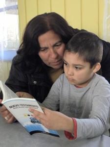 Showing God's love to Chile's neediest children