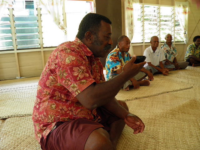 From cannibalism to Christianity: a boat trip in Fiji