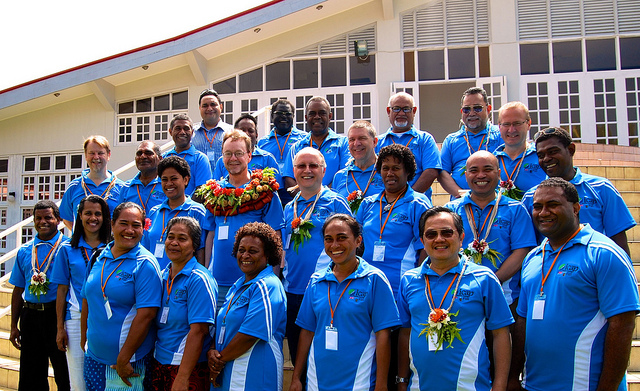 Speeding up Bible translation in the South Pacific: a fruitful trip to Fiji