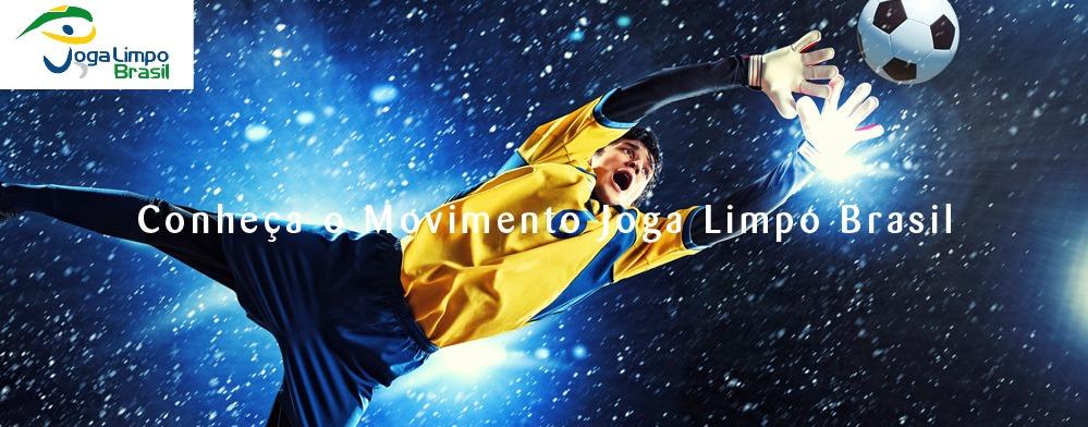 Footballer_Joga Limpo Brasil