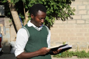 Reading the Amharic Bible