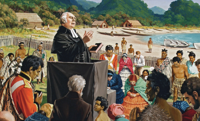 New Zealand celebrates 200 years of the Bible - United Bible Societies