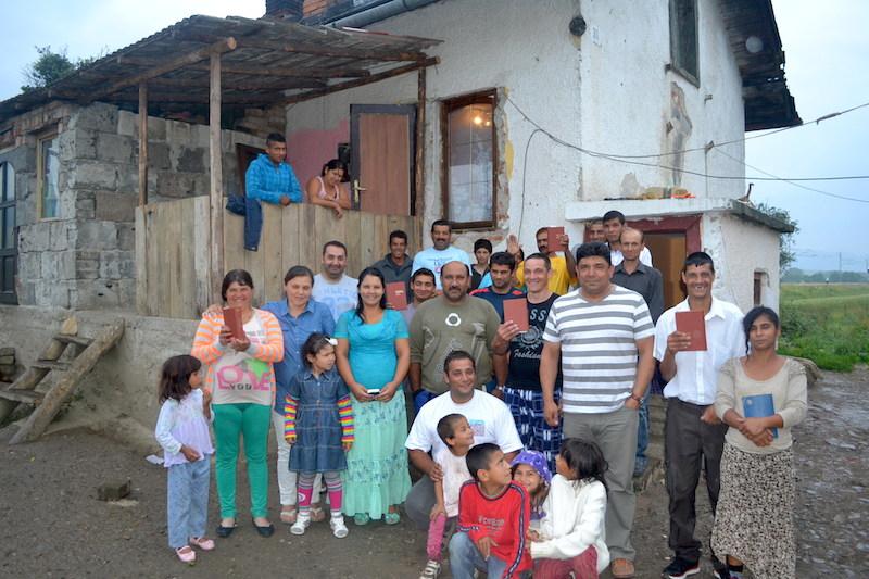 Slovakia Romani project_Rozkovany house church