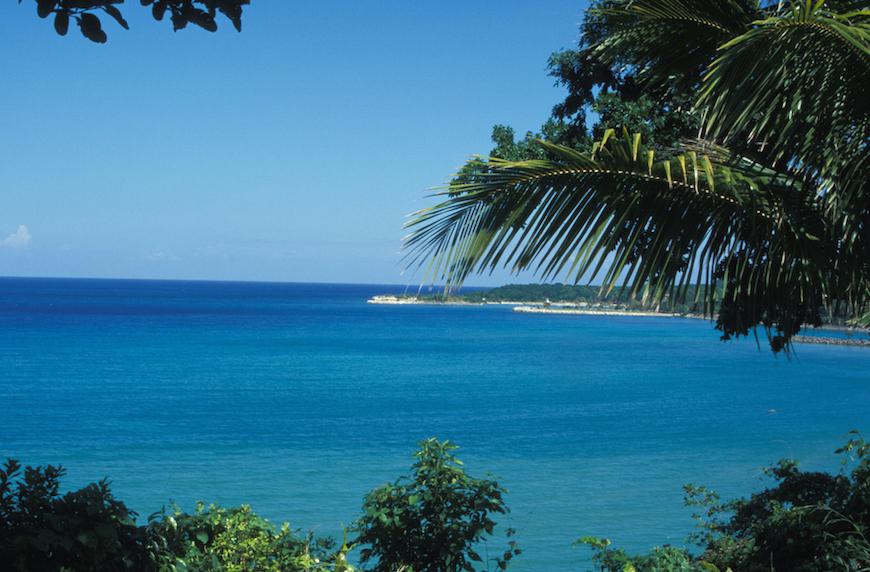 El Caribe: un paraíso para los turistas, pero el infierno para las muchas mujeres que son víctimas de violencia doméstica.