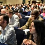 Delegates at the UBS Publishers' Convention