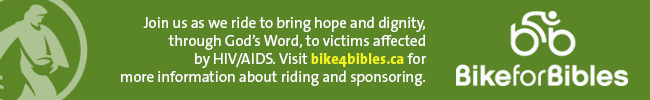 Bike for Bibles