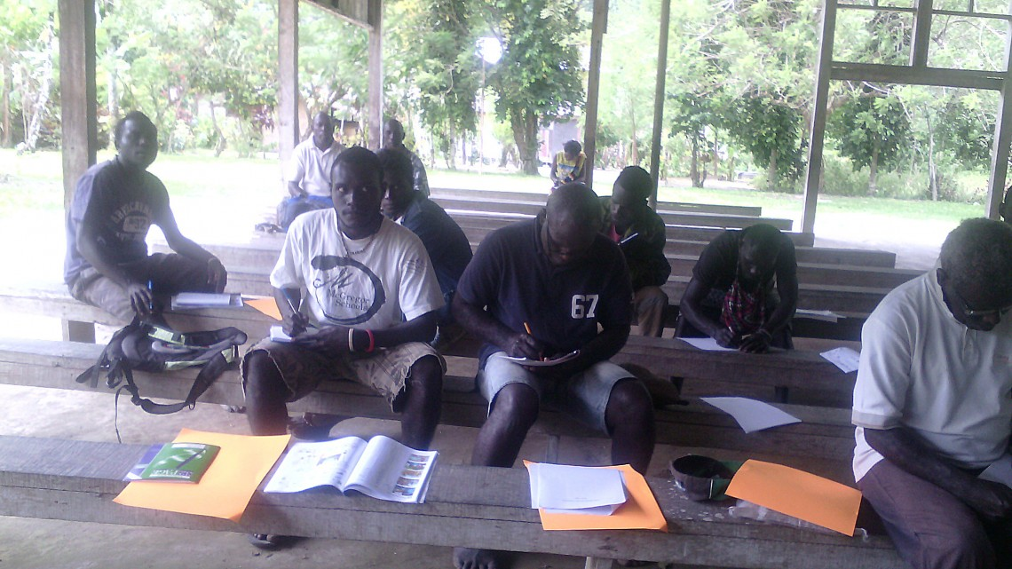 Literacy Papua New Guinea