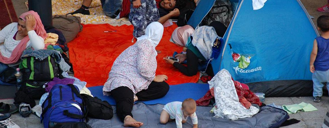 Bible Societies in Europe reach out to refugees