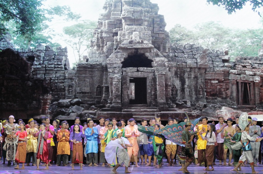 'Spean Metrey' - a Christian message for Cambodia.