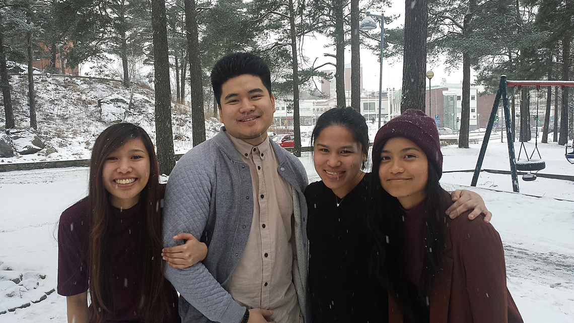 swedish-filipino youth