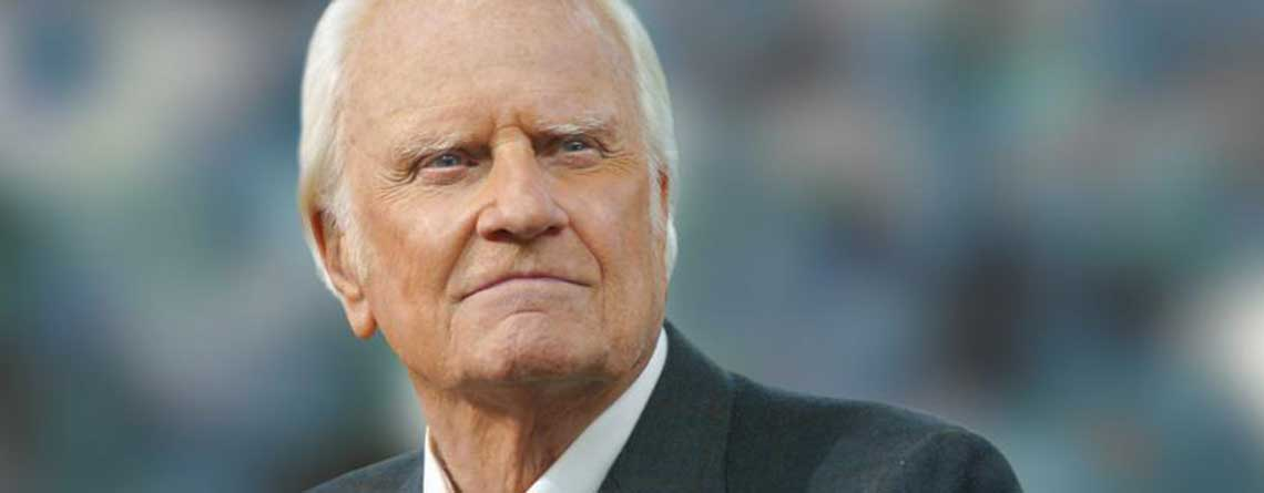 Giving thanks for the life of Billy Graham: 'A man after God's own heart'