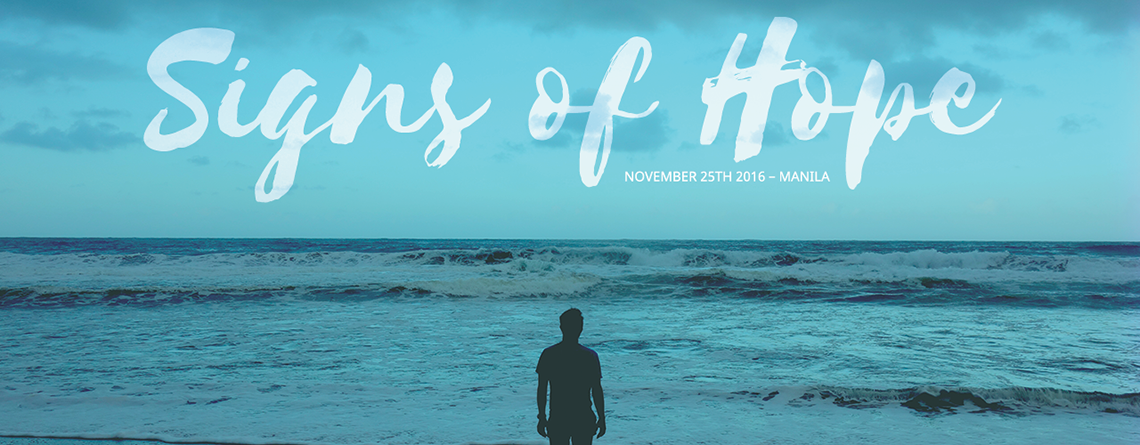 Signs of Hope – A Bible celebration in Manila November 25