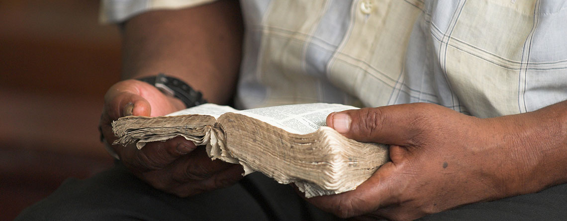 10 inspirational Bible verses from UBS Facebook page