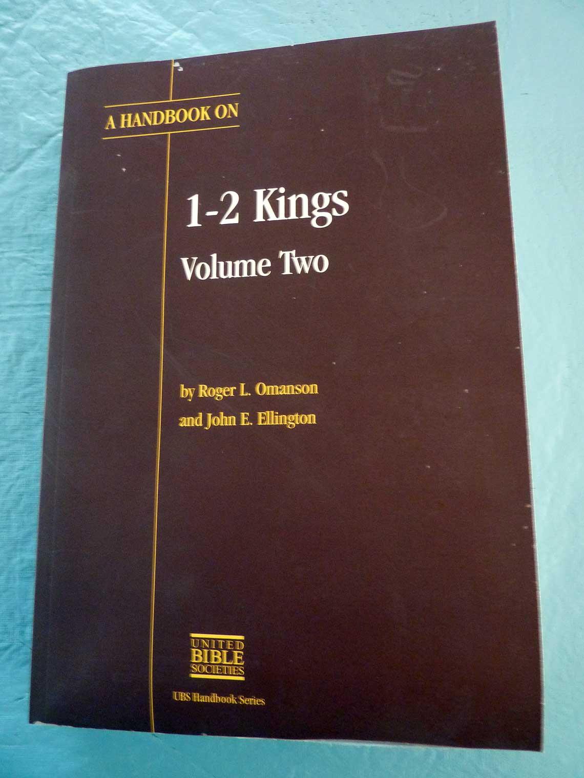 Translators' Handbook
