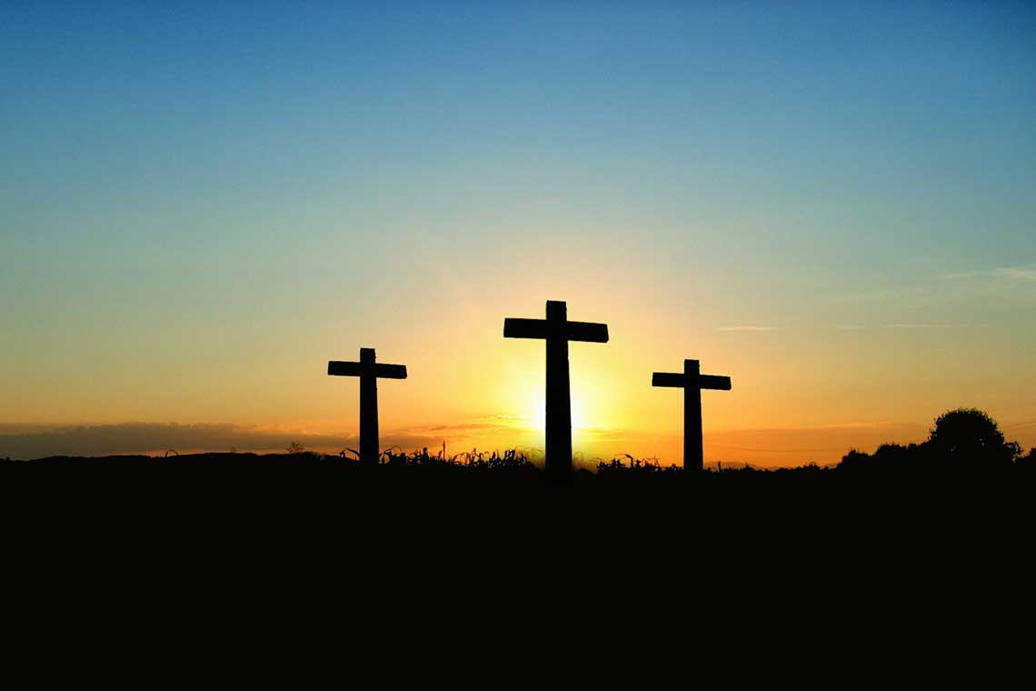 Life And Death Quotes From The Bible 10 Bible Verses About The Crucifixion  United Bible Societies